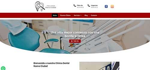 Cínica dental Nueva Ciudad
